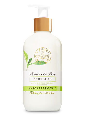 Fragrance Free Body Milk - Bath And Body Works
