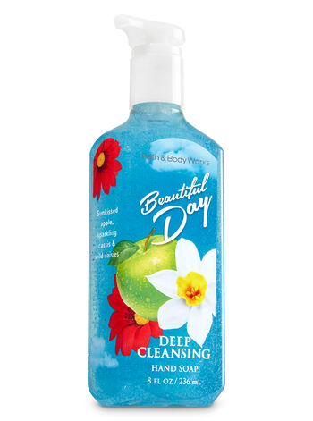 Beautiful Day Deep Cleansing Hand Soap - Bath And Body Works