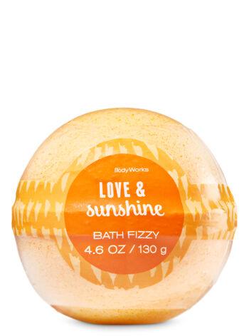 Love & Sunshine Bath Fizzy
