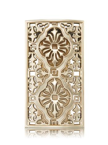 Tile Patterned Shield Wallflowers Fragrance Plug