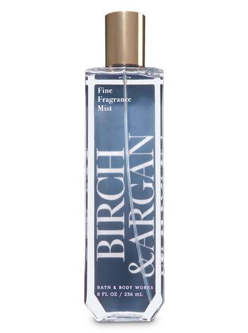 Birch & Argan Fine Fragrance Mist - Bath And Body Works