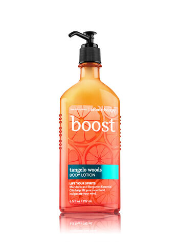 Aromatherapy Tangelo Woods Body Lotion - Bath And Body Works