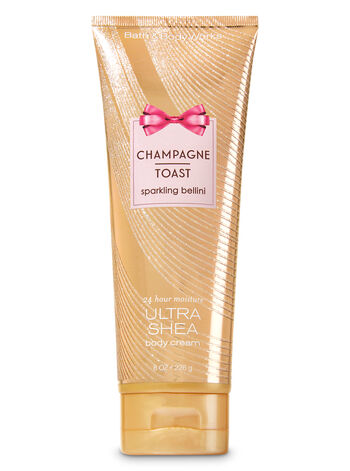 Signature Collection Champagne Toast Body Cream - Bath And Body Works