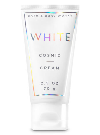 Signature Collection White Travel Size Body Cream - Bath And Body Works