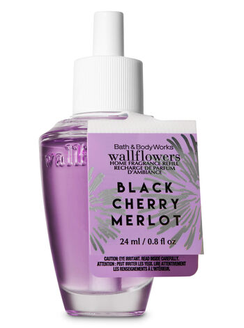 Black Cherry Merlot Wallflowers Fragrance Refill - Bath And Body Works