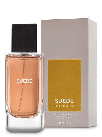 Suede Cologne