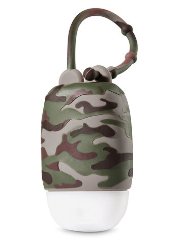 Camouflage PocketBac Holder - Bath And Body Works
