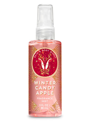 Signature Collection Winter Candy Apple Travel Size Fine Fragrance Mist - Bath And Body Works