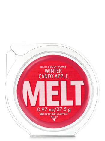 Winter Candy Apple Fragrance Melt - Bath And Body Works