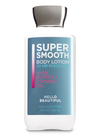 Hello Beautiful Super Smooth Body Lotion - Bath And Body Works