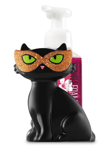 Sassy Black Cat Hand Soap Sleeve - Bath And Body Works