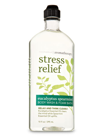 Aromatherapy Eucalyptus Spearmint Body Wash & Foam Bath - Bath And Body Works