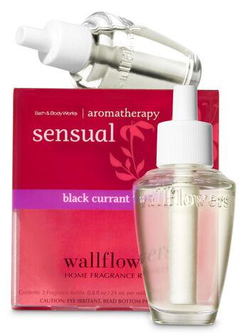 Black Currant Vanilla Wallflowers 2-Pack Refills - Bath And Body Works
