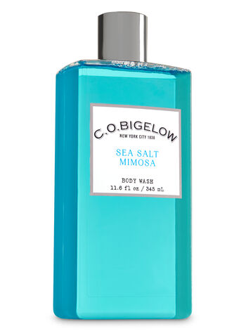 C.O. Bigelow Sea Salt Mimosa Body Wash - Bath And Body Works
