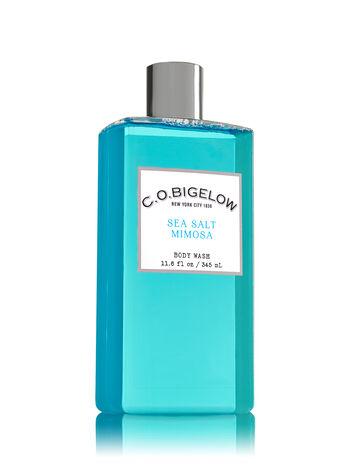 C.O. Bigelow Sea Salt Mimosa Body Wash - Bath And Body Works