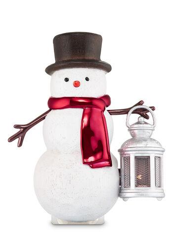 Festive Frosty Nightlight Wallflowers Fragrance Plug