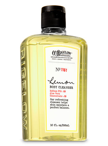 C.O. Bigelow Lemon Body Cleanser - Bath And Body Works