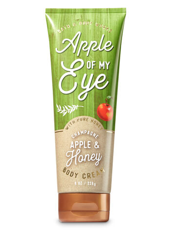 Signature Collection Champagne Apple & Honey Body Cream - Bath And Body Works