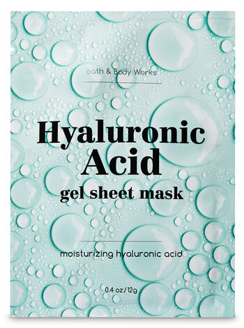 Moisturizing Hyaluronic Acid Face Sheet Mask