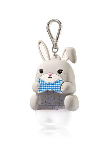 Gingham Easter Bunny PocketBac Holder - Bath And Body Works