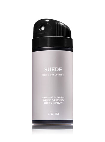 Signature Collection Suede Deodorizing Body Spray - Bath And Body Works