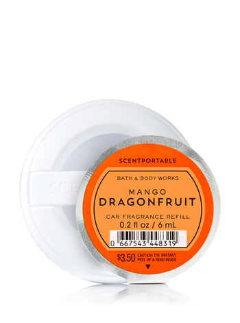 Mango Dragonfruit Scentportable Fragrance Refill - Bath And Body Works