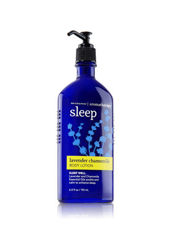 Aromatherapy Lavender Chamomile Body Lotion - Bath And Body Works