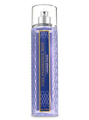 Lavender Sugar Fine Fragrance Mist - Bath And Body Works