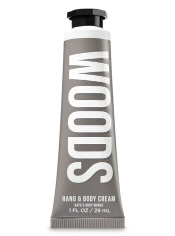 Signature Collection Wood Hand & Body Cream - Bath And Body Works