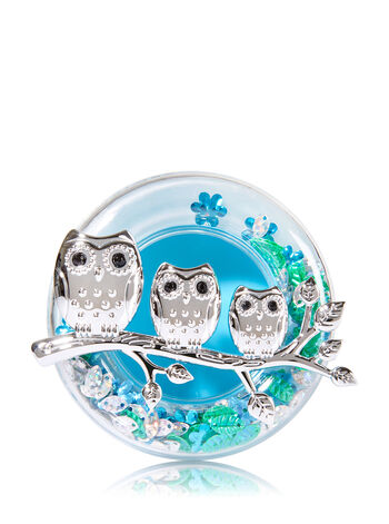 Owl Trio Scentportable Holder - Bath And Body Works