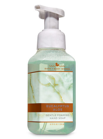 Eucalyptus Aloe Gentle Foaming Hand Soap - Bath And Body Works