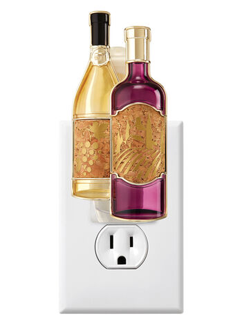 Wine Bottles Nightlight Wallflowers Fragrance Plug