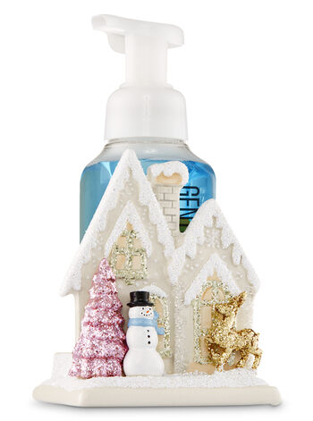 Holiday Home Hand Soap Sleeve