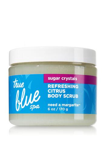 True Blue Spa Need A Margarita Citrus Body Scrub - Bath And Body Works
