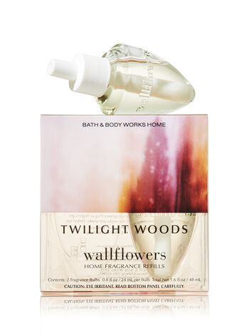 Twilight Woods Wallflowers 2-Pack Refills - Bath And Body Works