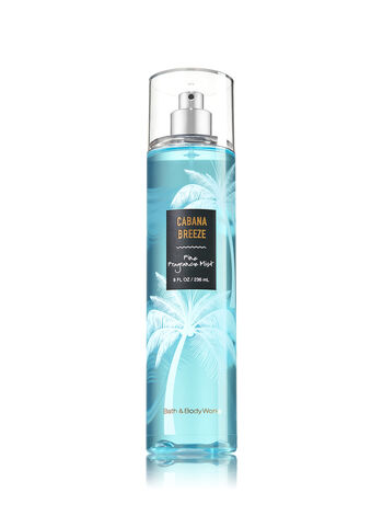 Signature Collection Cabana Breeze Fine Fragrance Mist - Bath And Body Works