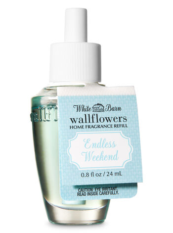 Endless Weekend Wallflowers Fragrance Refill - Bath And Body Works