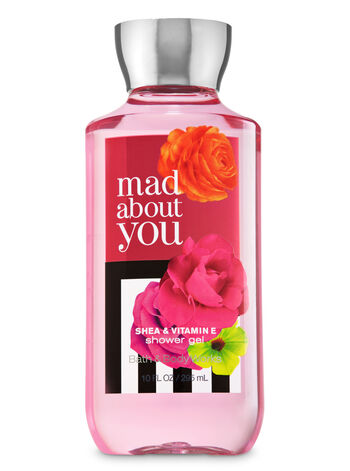 Signature Collection Mad About You Shower Gel - Bath And Body Works