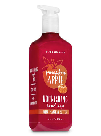 Pumpkin Apple Hand Soap with Pumpkin Butter - Bath And Body Works