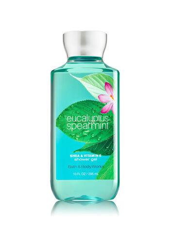 Signature Collection Eucalyptus Spearmint Shower Gel - Bath And Body Works