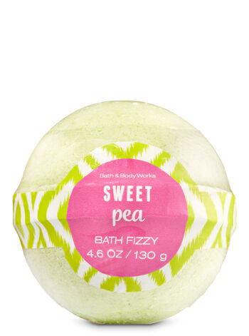 Sweet Pea Bath Fizzy