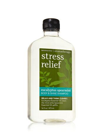 Aromatherapy Eucalyptus Spearmint Body & Shine Shampoo - Bath And Body Works
