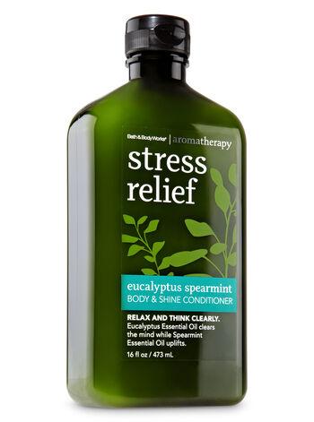 Aromatherapy Eucalyptus Spearmint Body & Shine Conditioner - Bath And Body Works