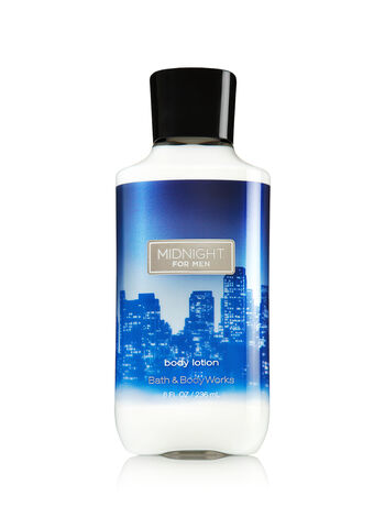 Signature Collection Midnight For Men Body Lotion - Bath And Body Works