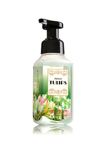 French Tulips Gentle Foaming Hand Soap - Bath And Body Works