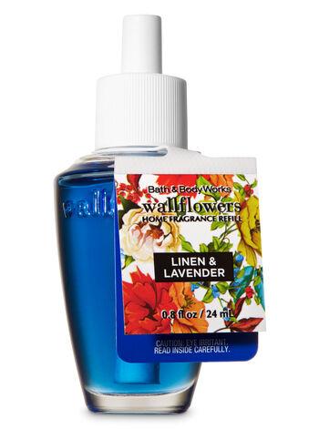 Linen & Lavender Wallflowers Fragrance Refill - Bath And Body Works