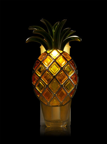 Pineapples Nightlight Wallflowers Fragrance Plug