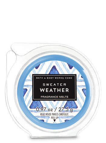 Sweater Weather Fragrance Melt - Bath And Body Works