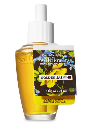 Golden Jasmine Wallflowers Fragrance Refill - Bath And Body Works