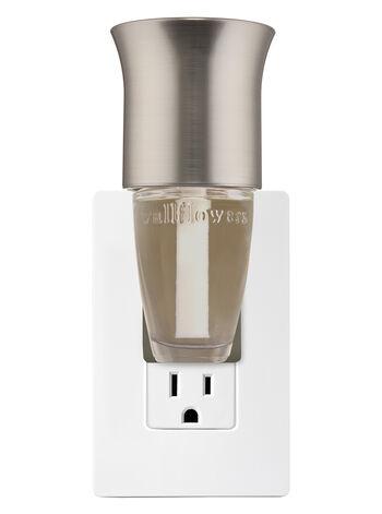 Brushed Metallic Flare Wallflowers Fragrance Plug